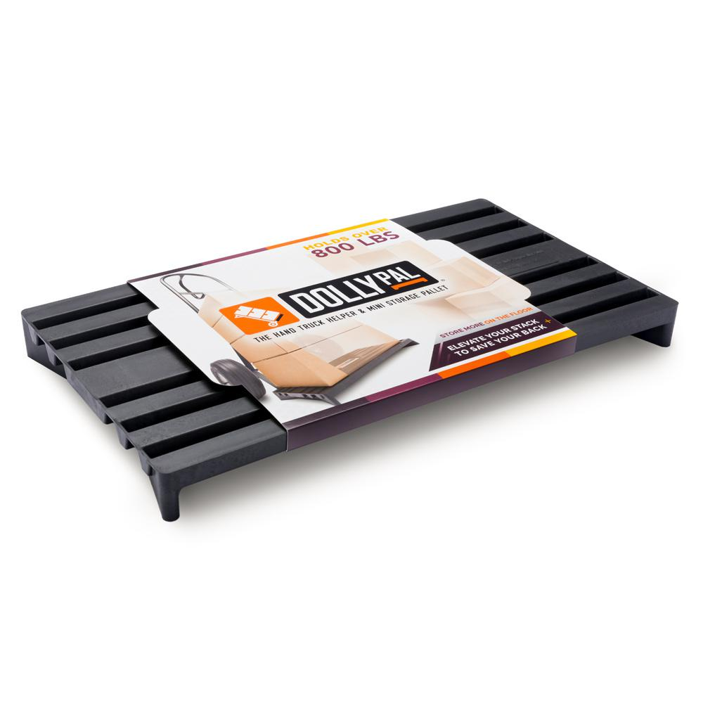 800 lbs. Capacity 18 in. W x 10 in. L Mini Pallet for Hand Trucks and Storage
