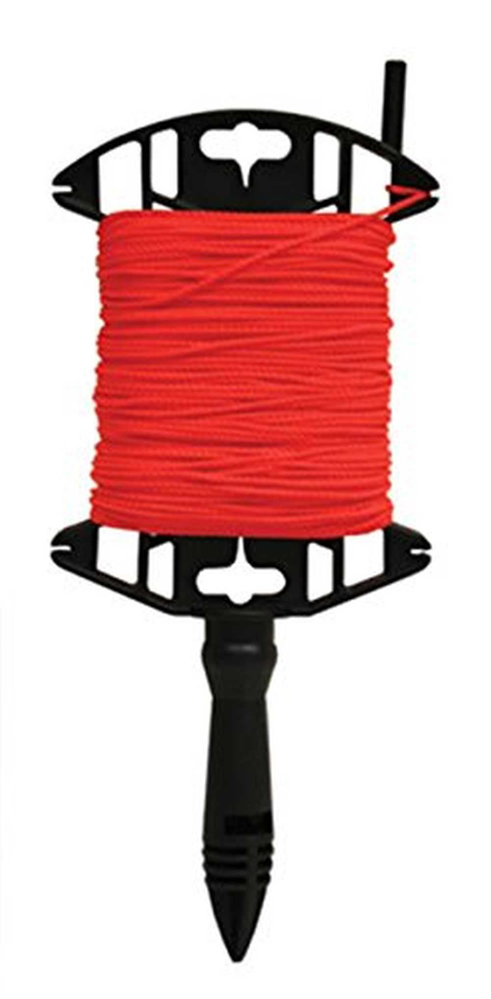 Kraft BC328W Fluorescent Utility Masons Line 100-Feet Winder