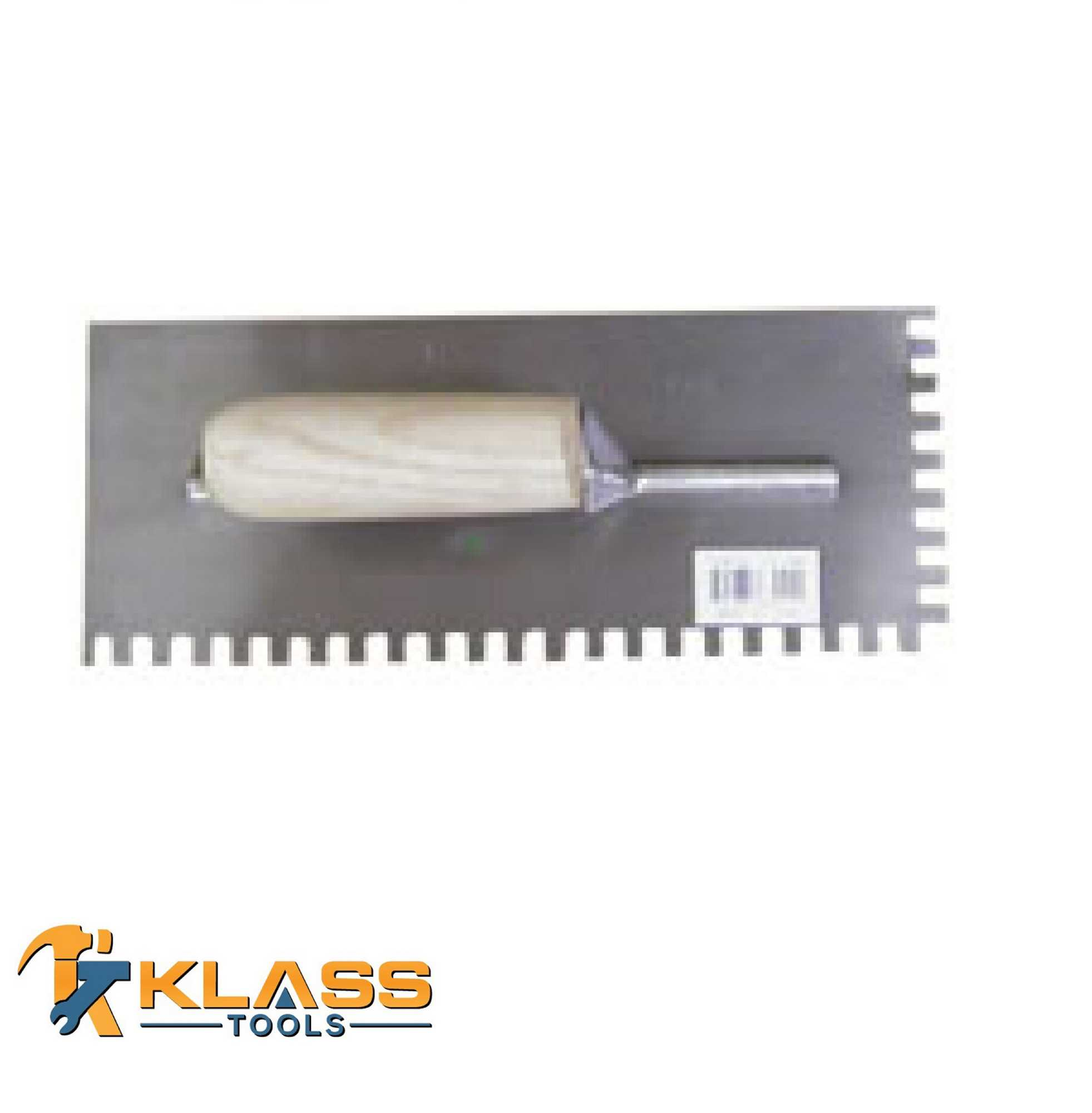 4-1/2X11Notched Trowel