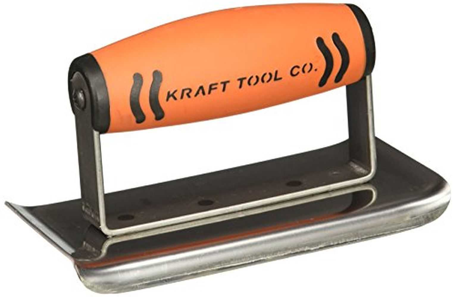 Kraft CF141PF 1/4' Radius Curved End Edger w/ProForm Handle,6x3'